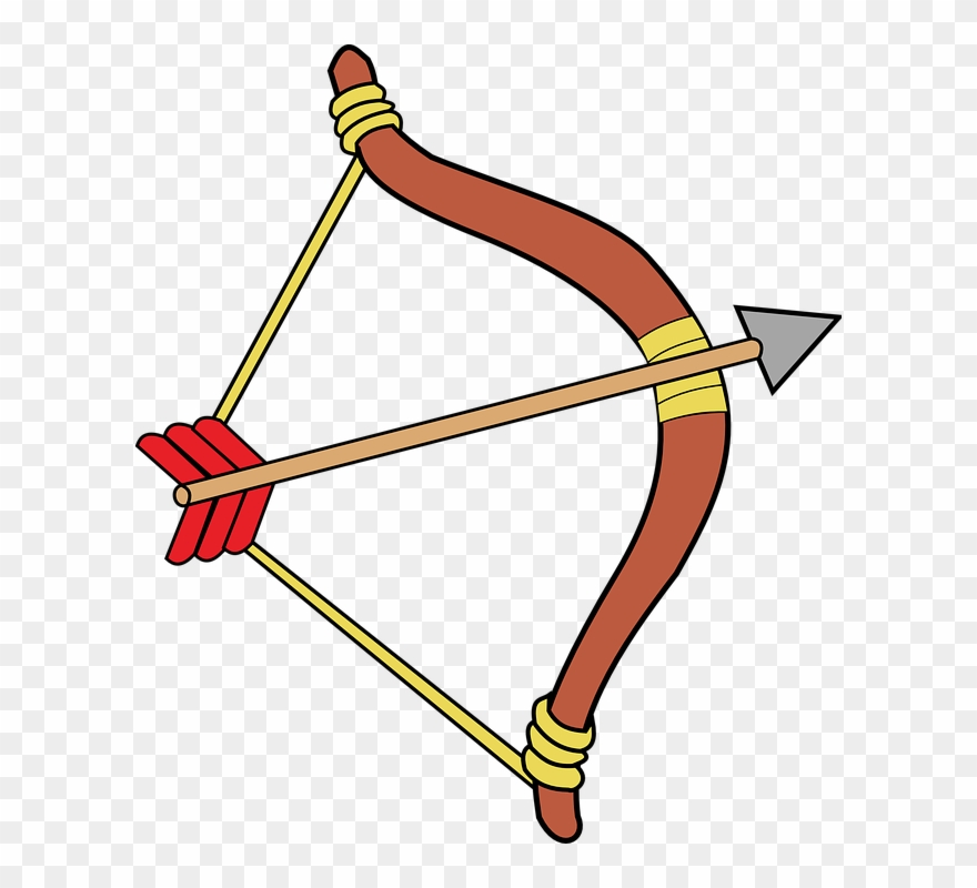 Image Free Download Archery Vector Word.
