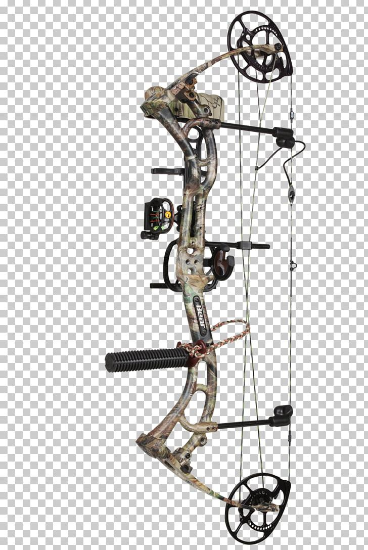 Compound Bows Bear Archery Bow And Arrow PNG, Clipart.