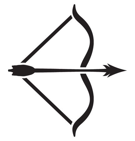 Archery bow clipart 7 » Clipart Station.