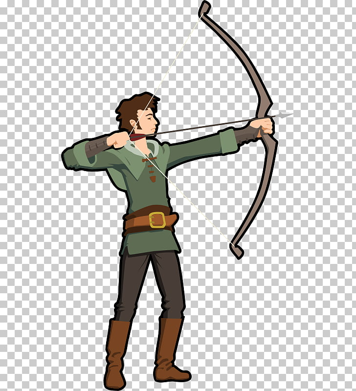 Archery Bow and arrow , Aim s PNG clipart.