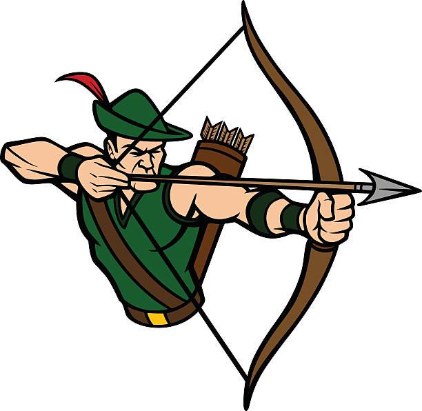 96+ Archery Clipart.