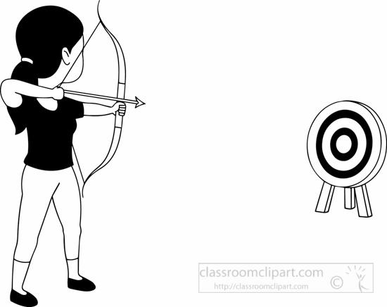 Free Archery Clipart, Download Free Clip Art, Free Clip Art.