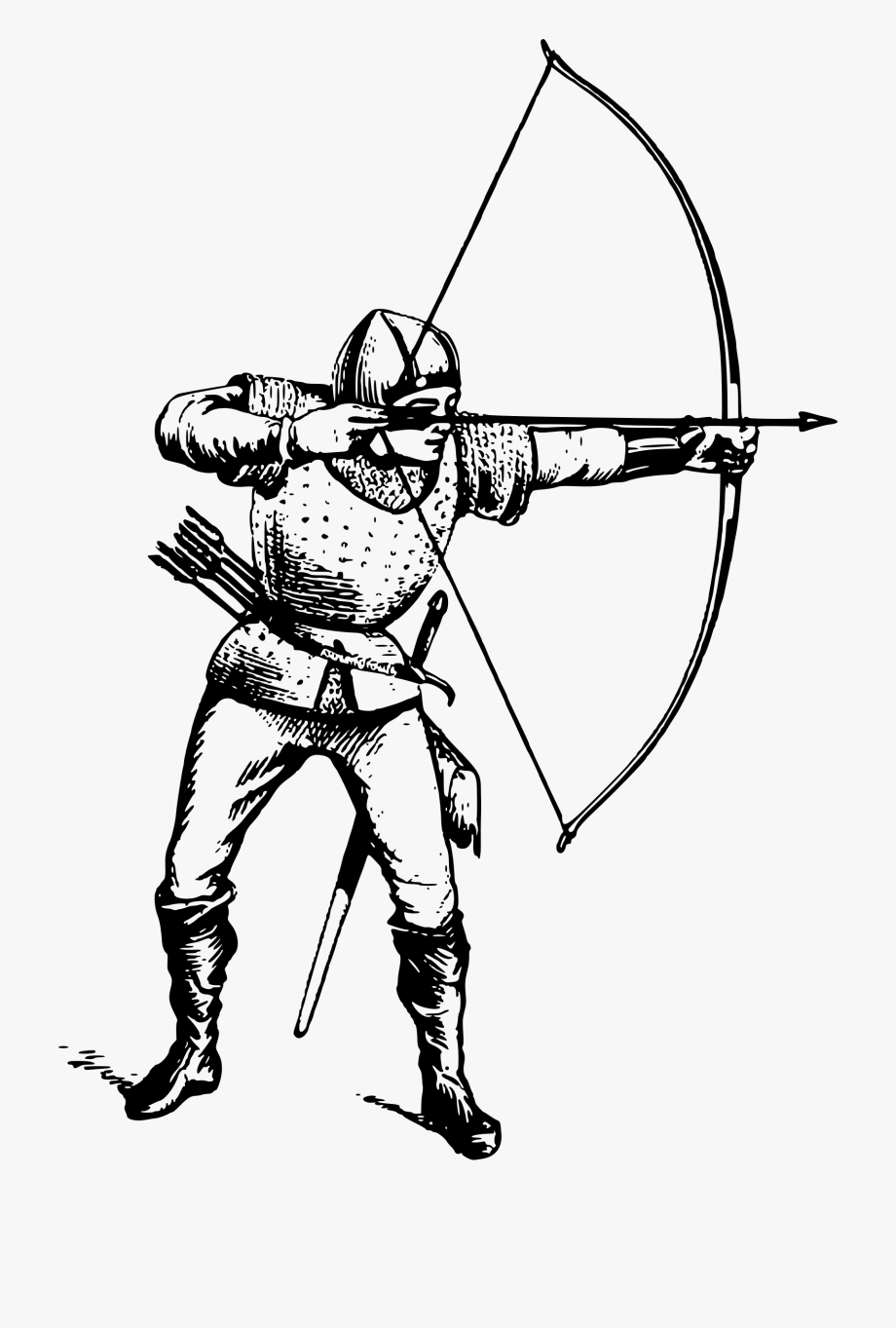 Hunting Arrow Clipart.