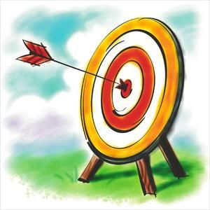Archery Clipart.