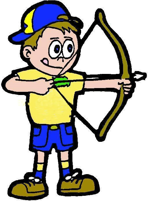 Archery clipart free 6 » Clipart Station.
