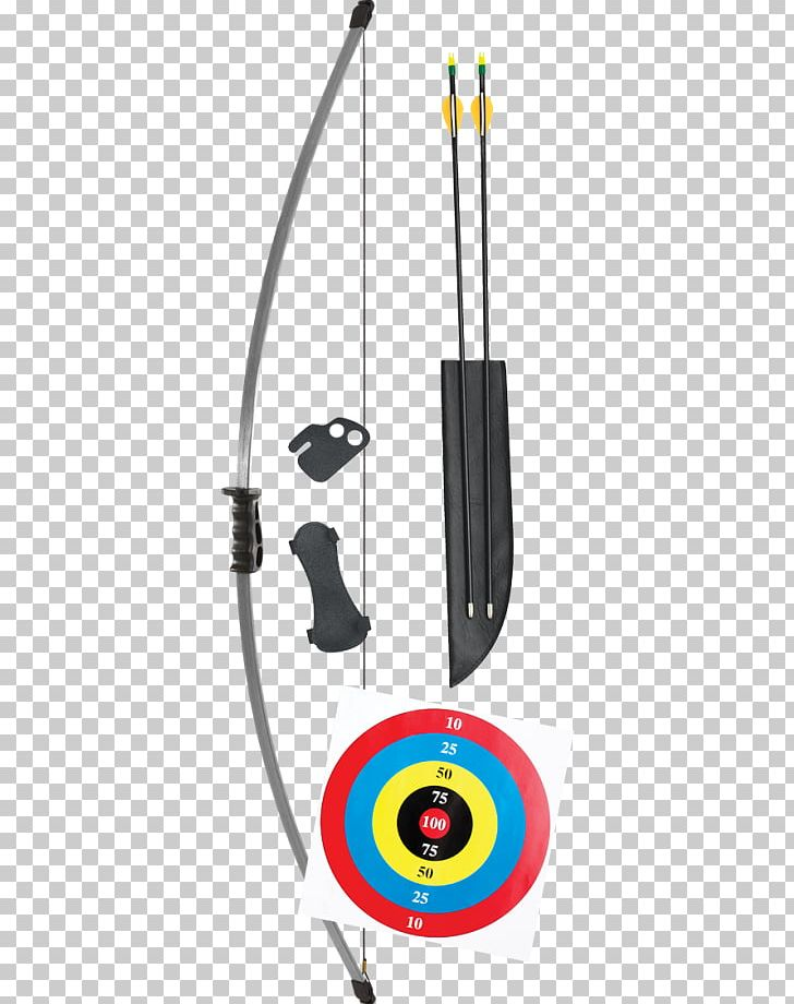 Bear Archery Crusader Bow Set Bow And Arrow Recurve Bow PNG.