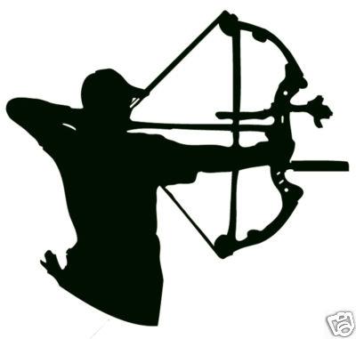 Archer clipart archery bow, Archer archery bow Transparent.