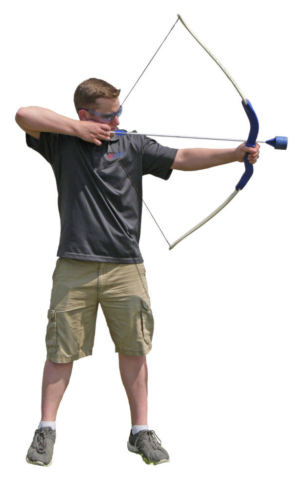Field archery PNG Images.