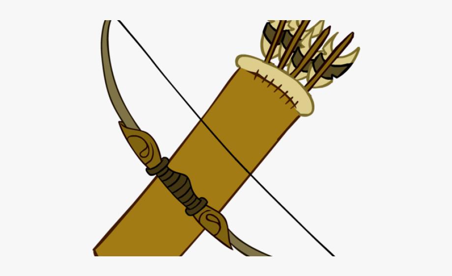 Hawkeye Clipart Quiver Arrow.