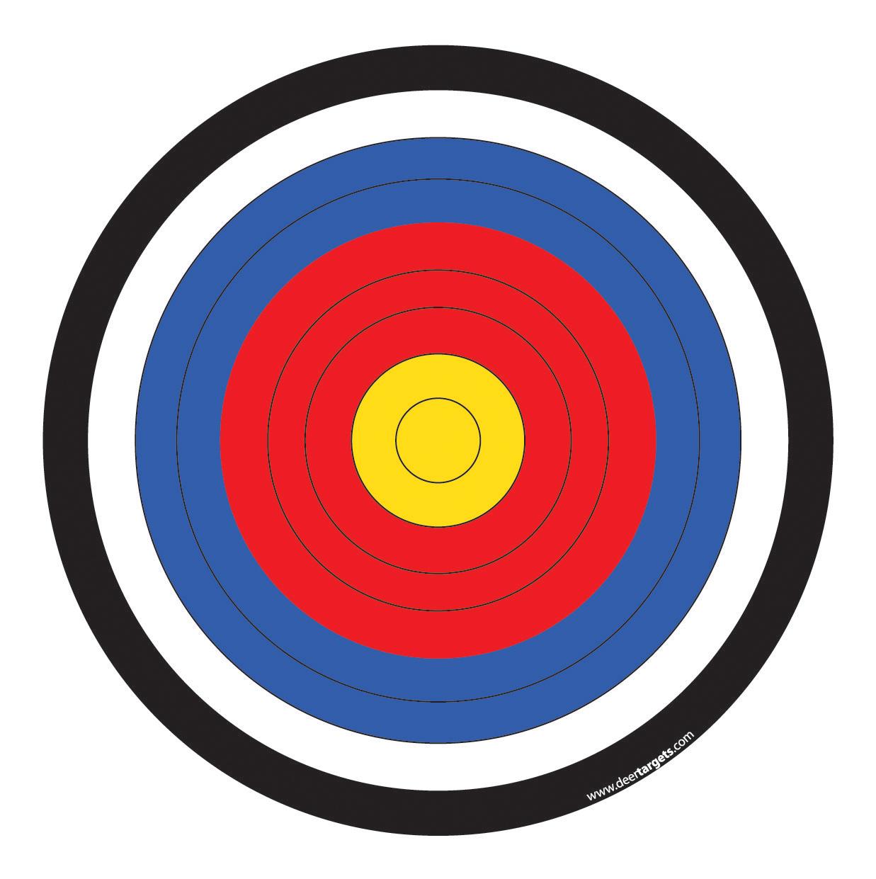 Free Archery Bullseye Cliparts, Download Free Clip Art, Free.