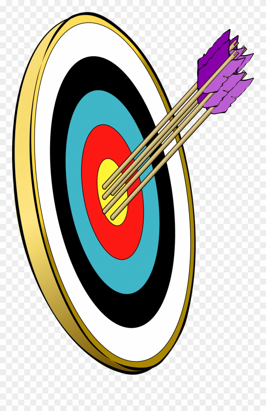 Free To Use Public Domain Archery Clip Art.
