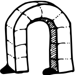 Arch Clipart.