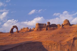 Arches National Park Photo Clipart Image.