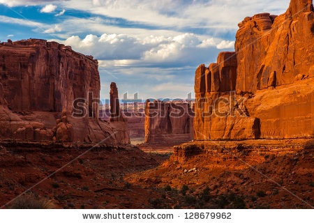 Arches National Park Utah Stock Photos, Royalty.