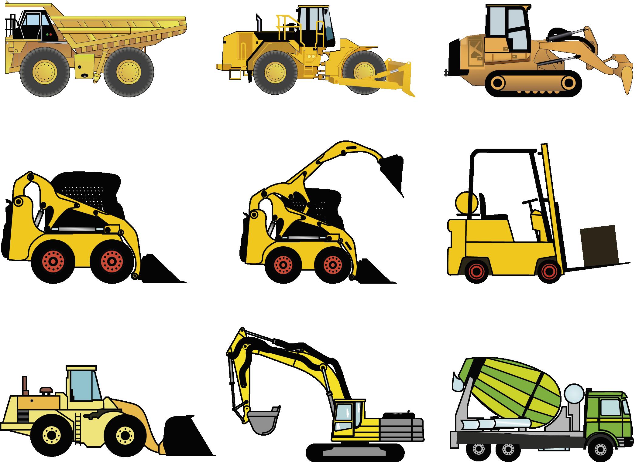 Architectural engineering Heavy equipment Truck Vehicle.