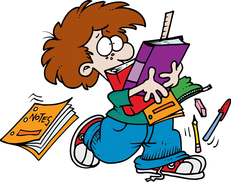 Back to School Chronicles: Student Archetypes.
