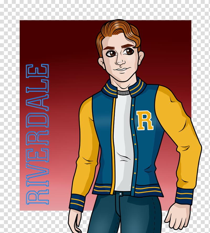 Riverdale: Archie Andrews transparent background PNG clipart.