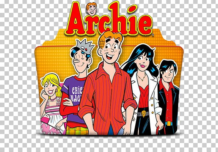 Archie Andrews Betty Cooper Cheryl Blossom Jughead Jones.