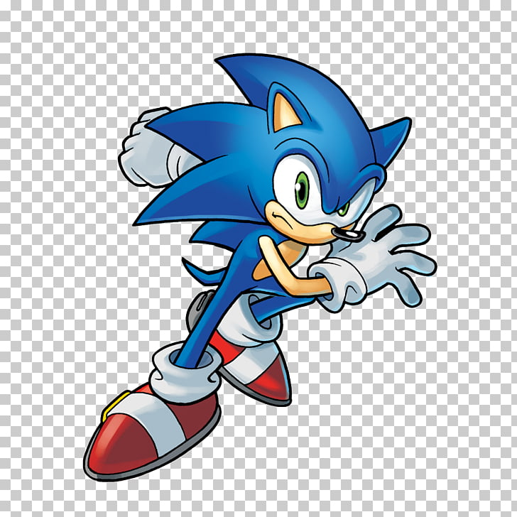 Sonic the Hedgehog 2 Sonic Advance Archie Andrews Flash.