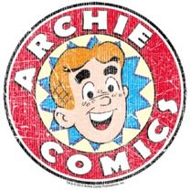 Archie Comics Logo tee.