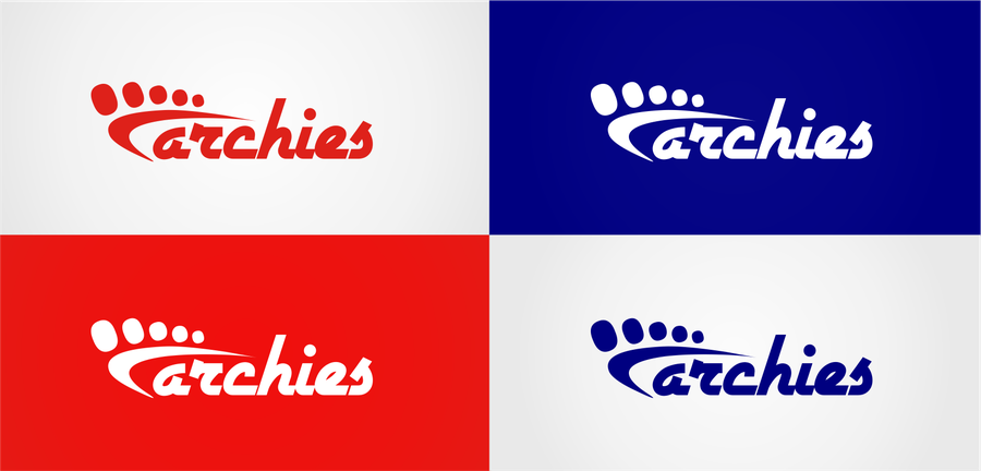 logo for Archies.
