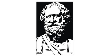 Archimedes Clip Art, Vector Archimedes.