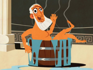 The Real Story Behind Archimedes\' Eureka!.