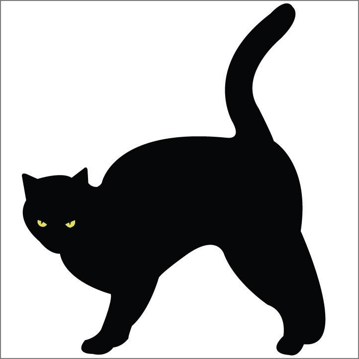 Black Cat Images.