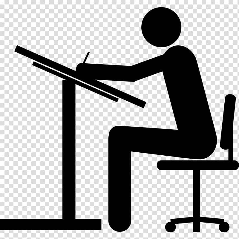 Man drawing illustration, Architecture Computer Icons.