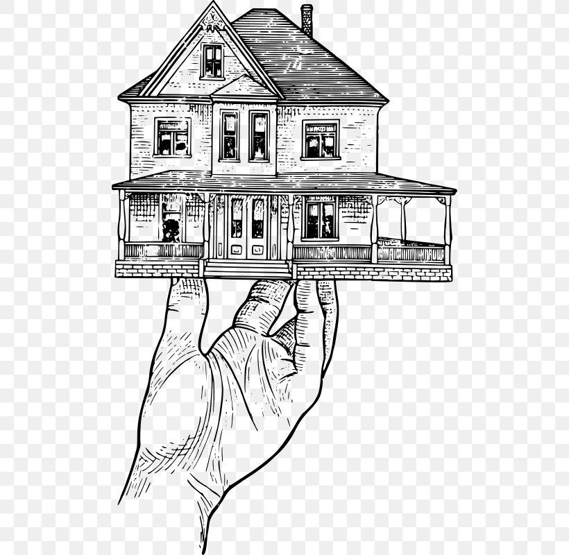 House Building Clip Art, PNG, 498x800px, House, Architect.