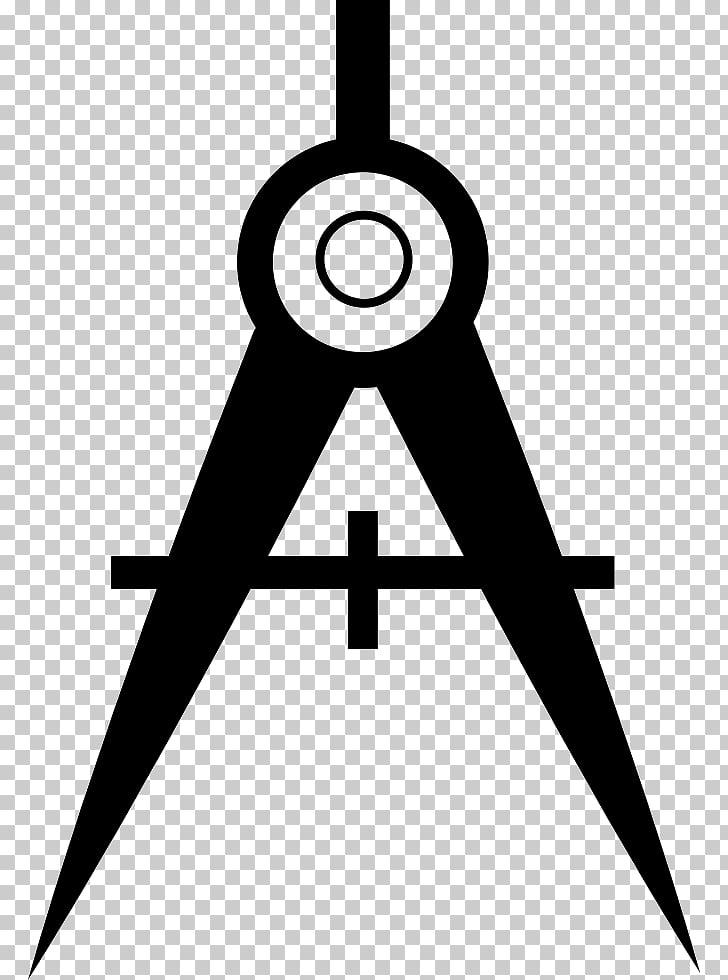 Architecture Compass Design, compass PNG clipart.