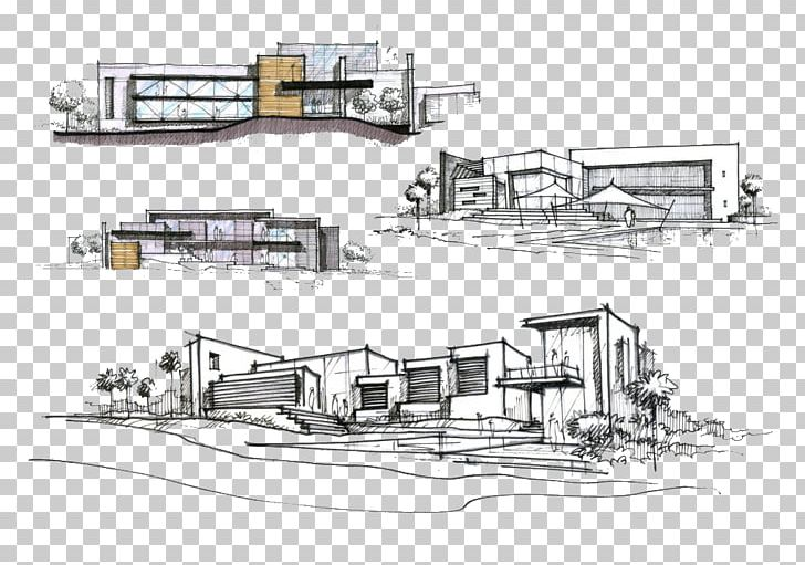 Architecture Architectural Drawing Sketch PNG, Clipart.