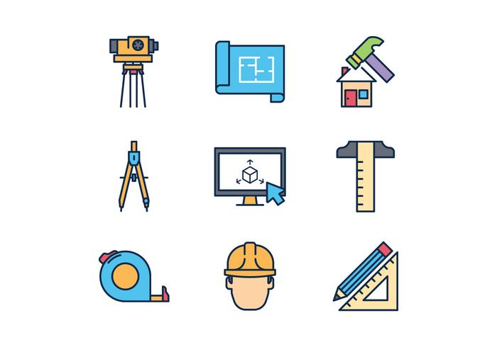 Free Architect Icons.