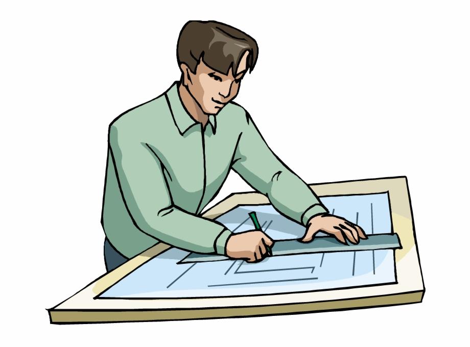 Architect Cartoon Png.