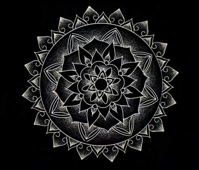 I want to get this on my left elbow. Its from the band.