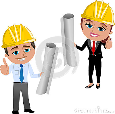 Engineer Clipart Cartoon.