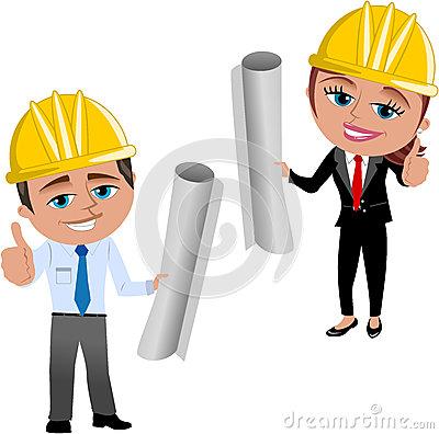 Engineer Clipart Cartoon.