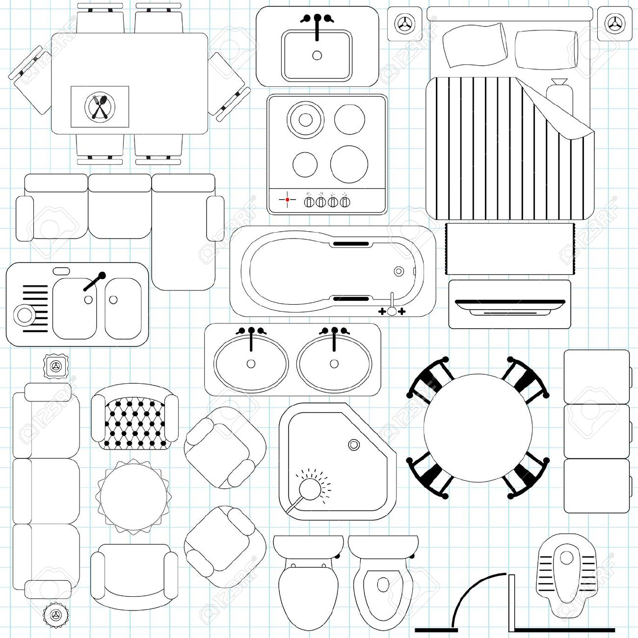 Free Architecture Symbols Cliparts, Download Free Clip Art.