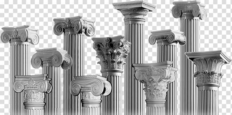 Capital Column Architecture Classical order Corinthian order.