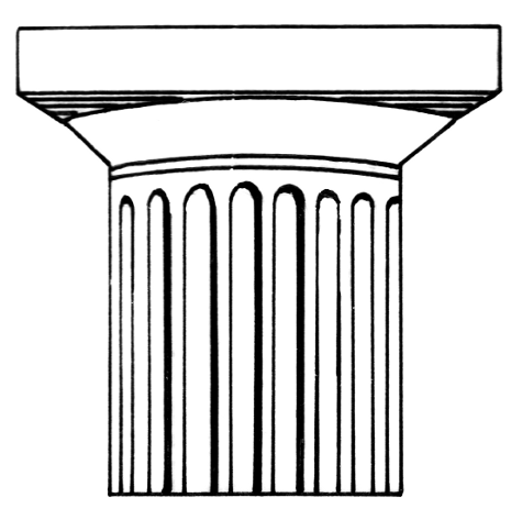 column doric in 2019.