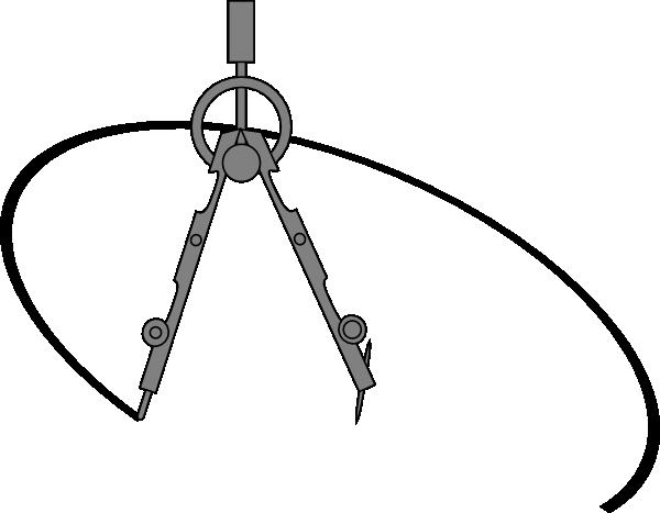 Architecture Compass Clipart.