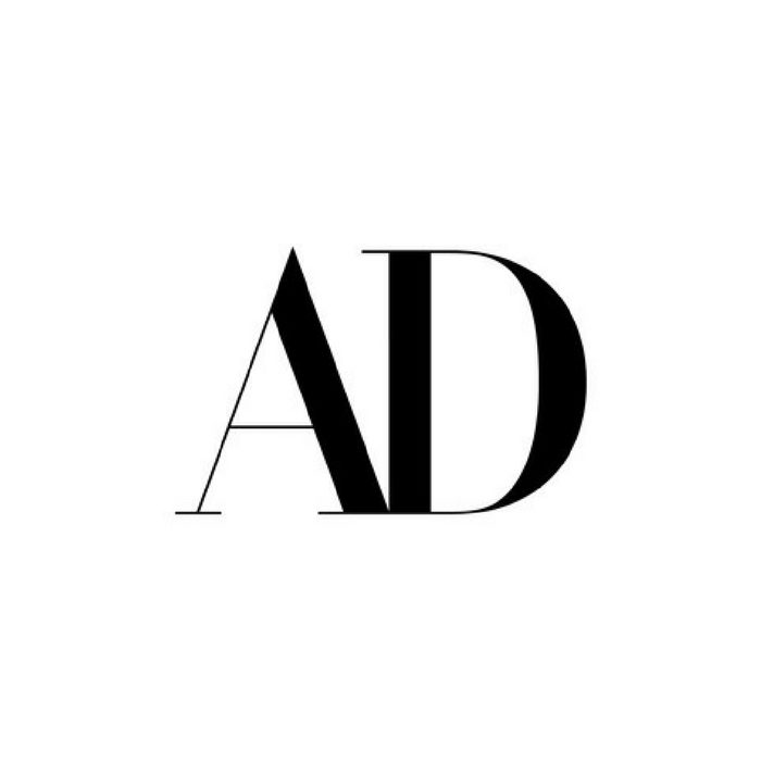 Architectural Digest logo square.