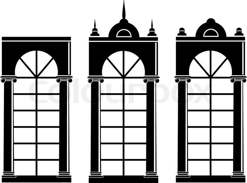 Architectural element.