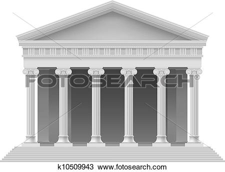 Clipart of Architectural element k10509943.