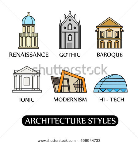 Architectural Style Of Baroque Stock Photos, Royalty.