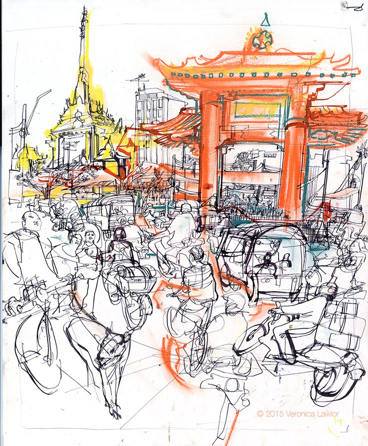 1000+ images about Urban sketches on Pinterest.