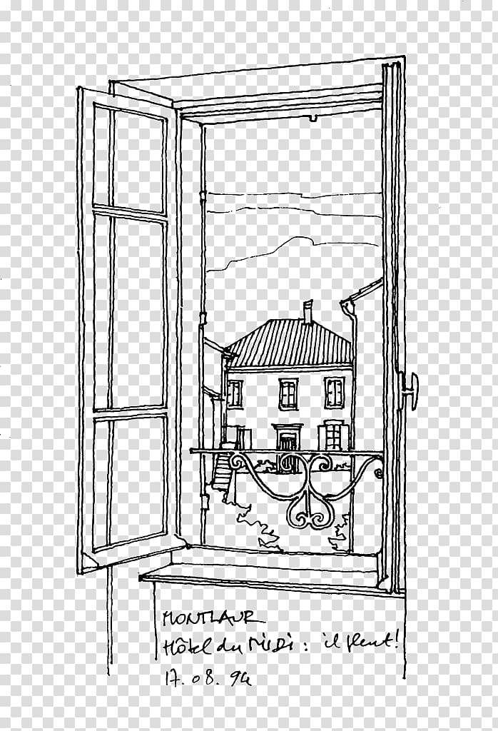 Window Architecture Building Drawing Architectural style.