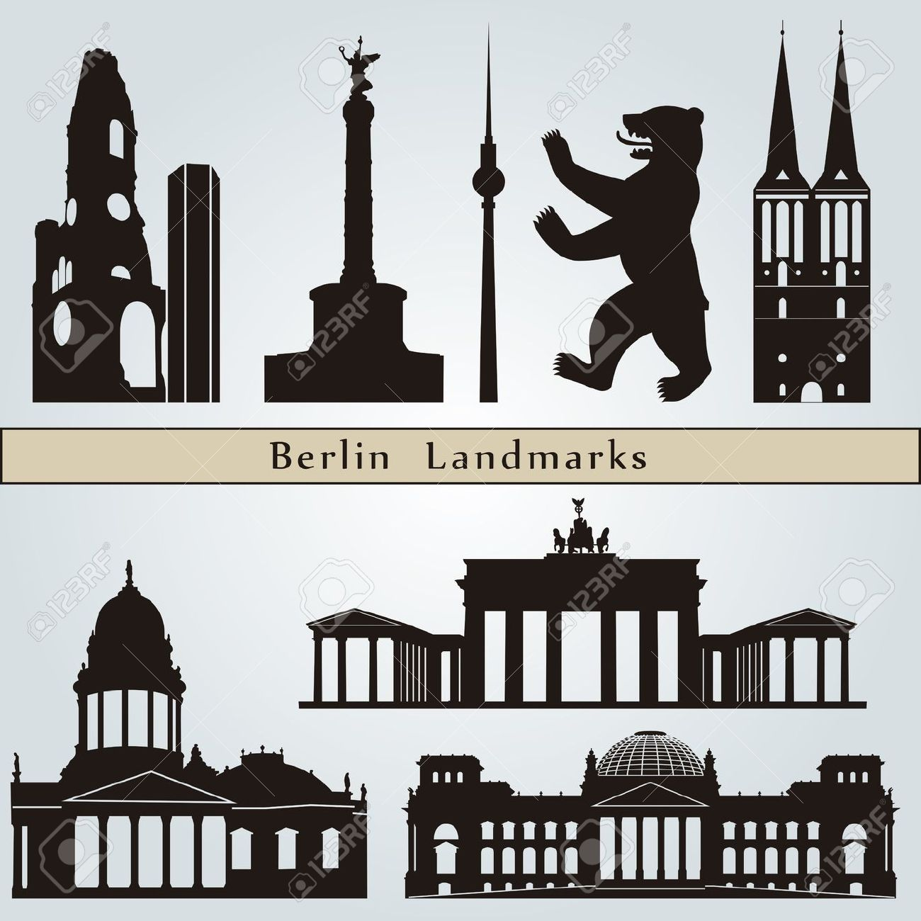 1,706 Berlin Architecture Cliparts, Stock Vector And Royalty Free.