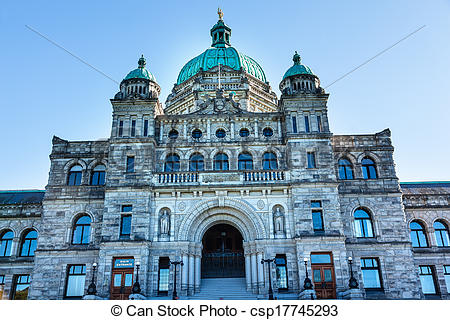 Stock Photographs of Provincial Capital Legislative Parliament.