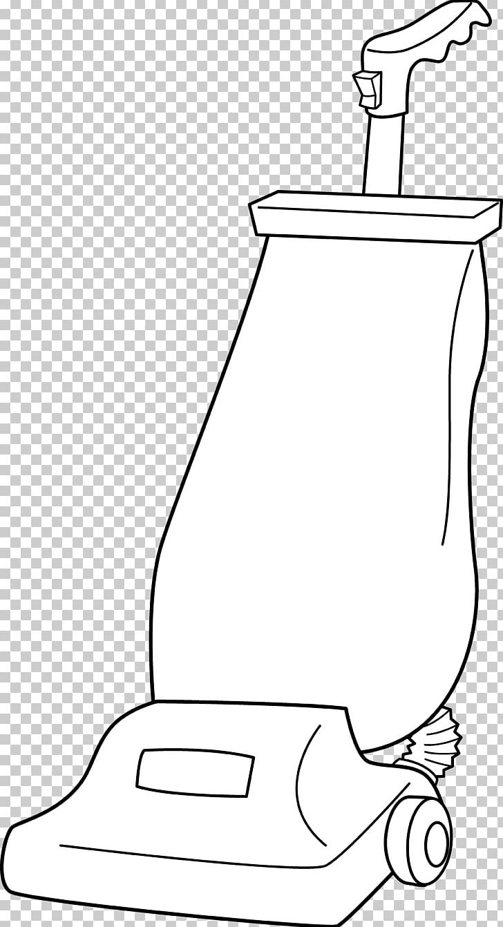Vacuum Cleaner PNG, Clipart, Angle, Area, Black And White.